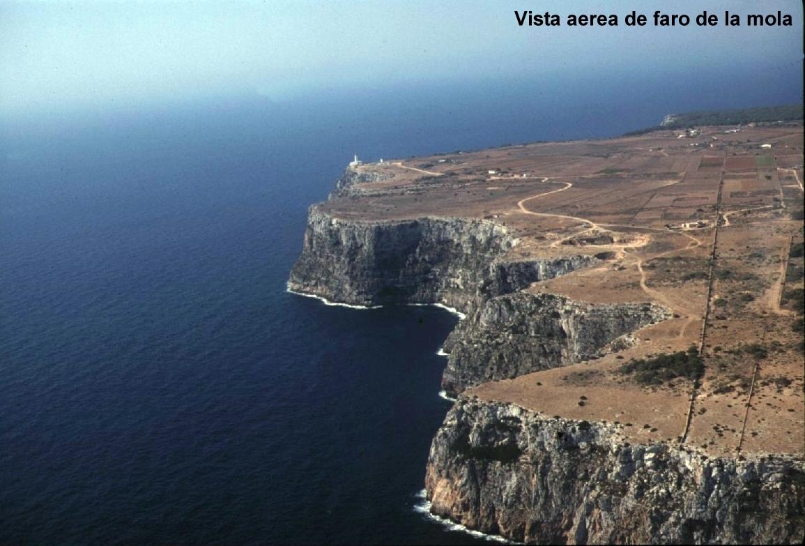 Faro de laMola