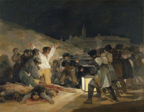 Fusilamientos(Goya)