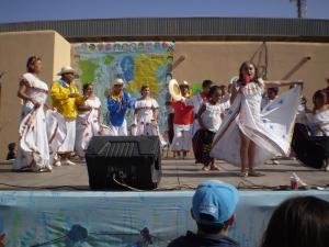 Baile de Colombia