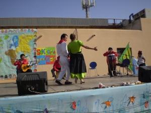 Baile Perú