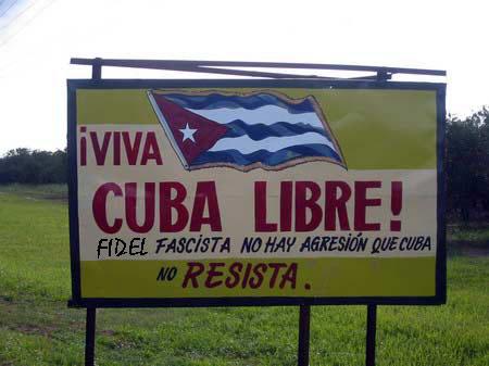VIVA CUBA LIBRE DE FIDEL