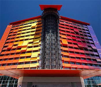 Hotel Silken Puerta América de Madrid