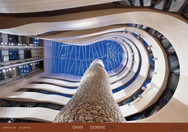 Atrio Hotel Silken Domine Bilbao