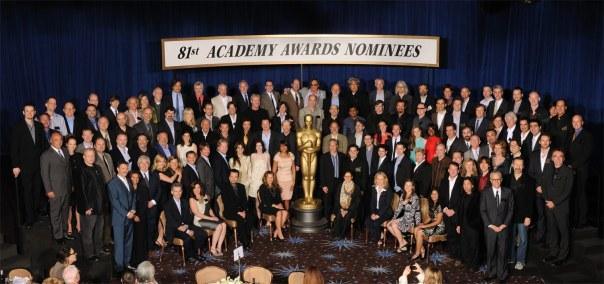 Nominados Oscar 2009